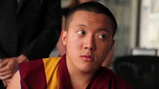 Dilgo Khyentse Yangsi Rinpoche at World Trade Center Site
