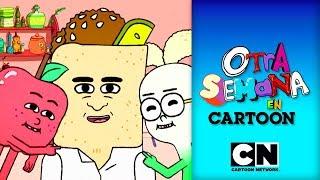 Falafel |  Otra Semana en Cartoon | S04 E05 | Cartoon Network