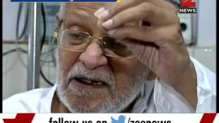DNA: Mahatma Gandhi's grandson, Kanubhai Gandhi, forced to live in an old age home