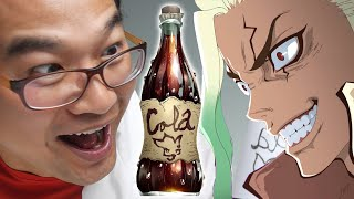 DIY Senku Cola From Dr. Stone!