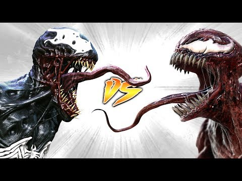 Venom VS Carnage Who Would Win?