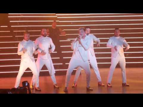 Backstreet Boys Las Vegas 3317  Get Down