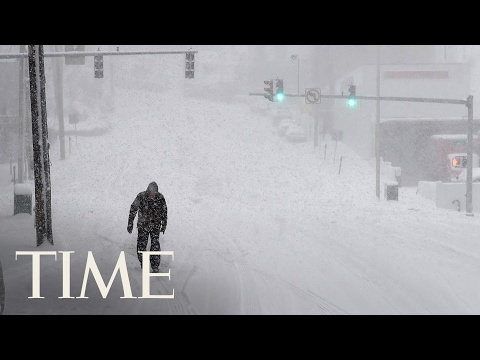 Powerful Snowstorm Hits Northeast U.S. | TIME