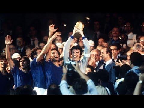 Il Percorso Dell Italia Ai Mondiali Di Spagna Del 1982