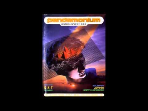 DJ FABIO - PANDEMONIUM LIMITED EDITION VOL.3 1994