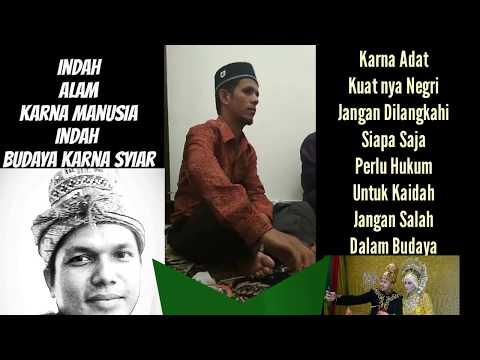 Syair Dan Zikir Dike Aceh Pesan Moral Yg Menusuk.