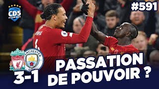 Liverpool vs Manchester City (3-1) Premier League - Débrief / Replay #591 - #CD5