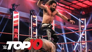 Top 10 Raw moments: WWE Top 10, July 20, 2020