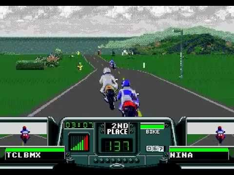 Road Rash 3 - United Kingdom Level 2