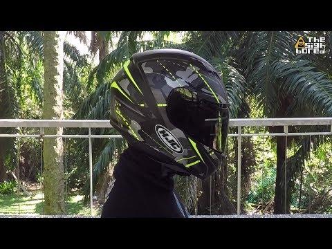 HJC CS-15 helmet unboxing