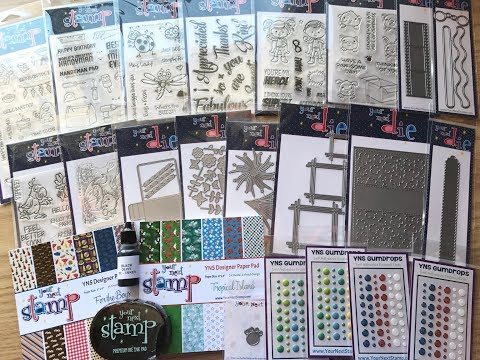 Your Next Stamp Haul & June Release (Stamp, Create, Repeat Series)