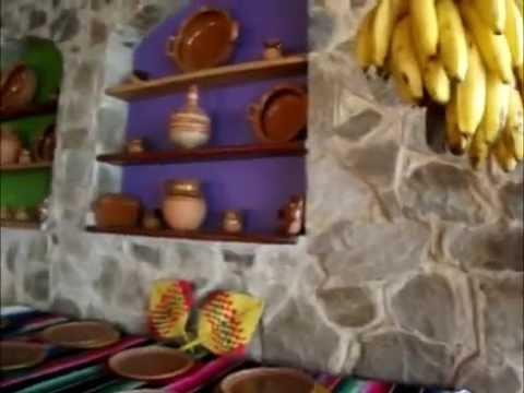 Video Finca Don Gabriel Pluma Hidalgo, Oaxaca, Mexico,