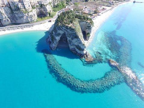 Tropea Beach - Calabria - Italy 2016 - 4K