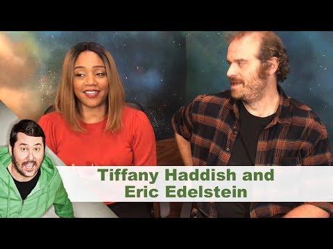 Post-Sesh Interview w/Tiffany Haddish & Eric Edelstein