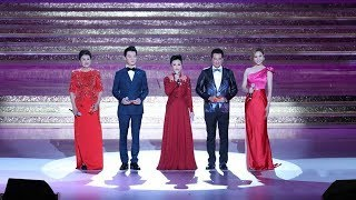 Star-studded gala marks 20th anniversary of HK's return to China