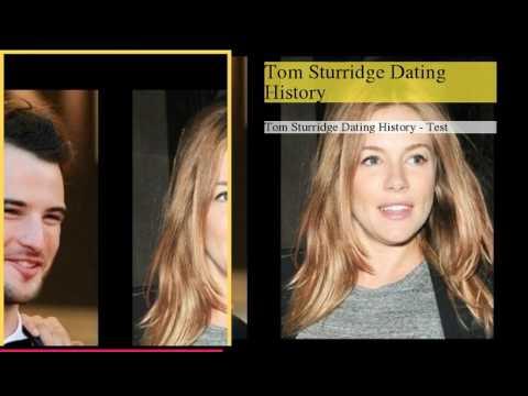 Tom Sturridge Dating History