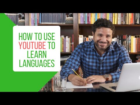 How to Use YouTube to Learn a New Language