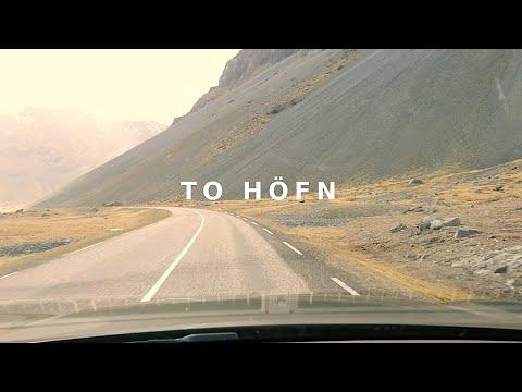 アイスランド 南東部の町ヘプン方面へ初めての海外車旅