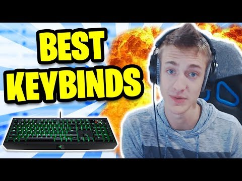 BEST FORTNITE KEYBINDS & HOTKEYS SETTINGS UPDATED 2018! *PC* (Season 4 Fortnite Best Settings PC)