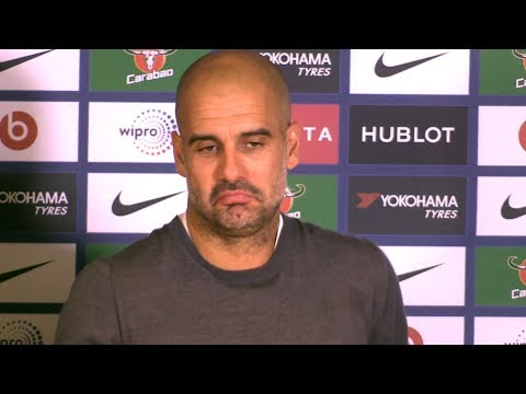 Chelsea 0-1 Manchester City - Pep Guardiola Full Post Match Press Conference - Premier League