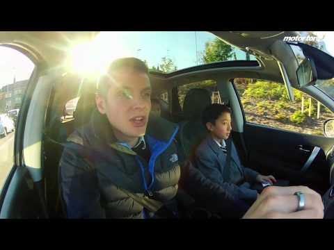 New Nissan Qashqai Review And Road Test 2013