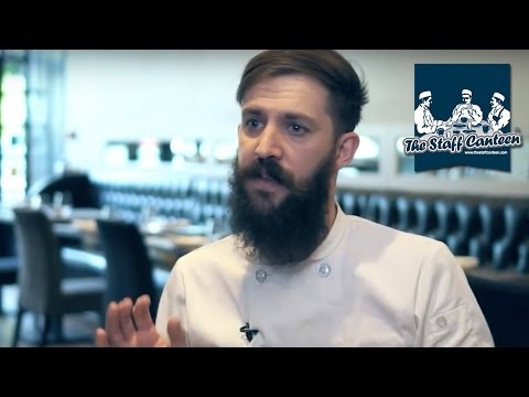 Michelinstarred chef Brad Carter talks new restaurant and quality suppliers