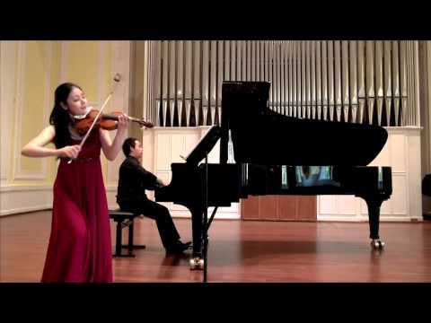 Beethoven: Violin Sonata No.8 G- Dur Op.30-3   1. Allegro assai