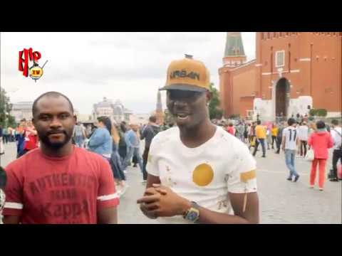 PENCIL AND DESTALKER ON THE STREETZ OF RUSSIA (Nigerian Entertainment News)