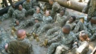 Basic Training At Ft. Leonard Wood