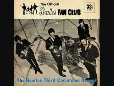 The Beatles Christmas Album.The Beatles Christmas Record 1965