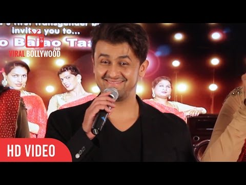 Sonu Nigam Awesome Live Performance | Singing Jeena Tere Liye