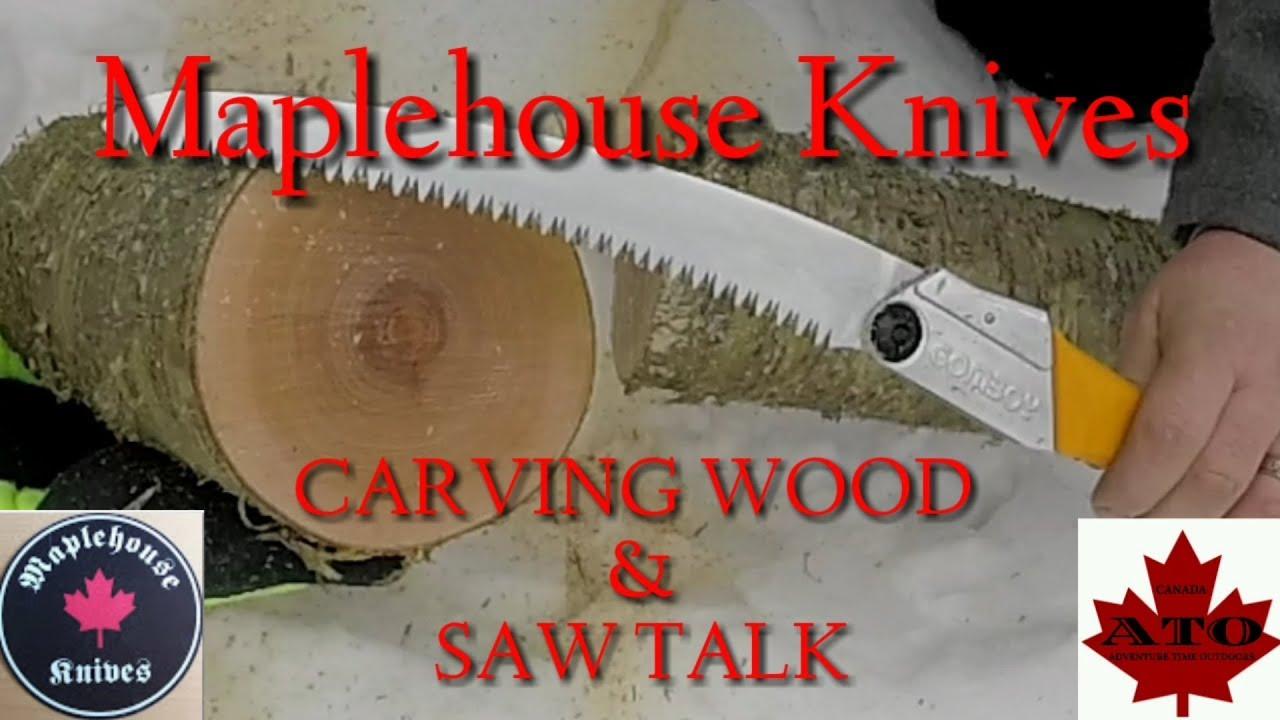 Wood carving knives carving tools deepwoods ventures