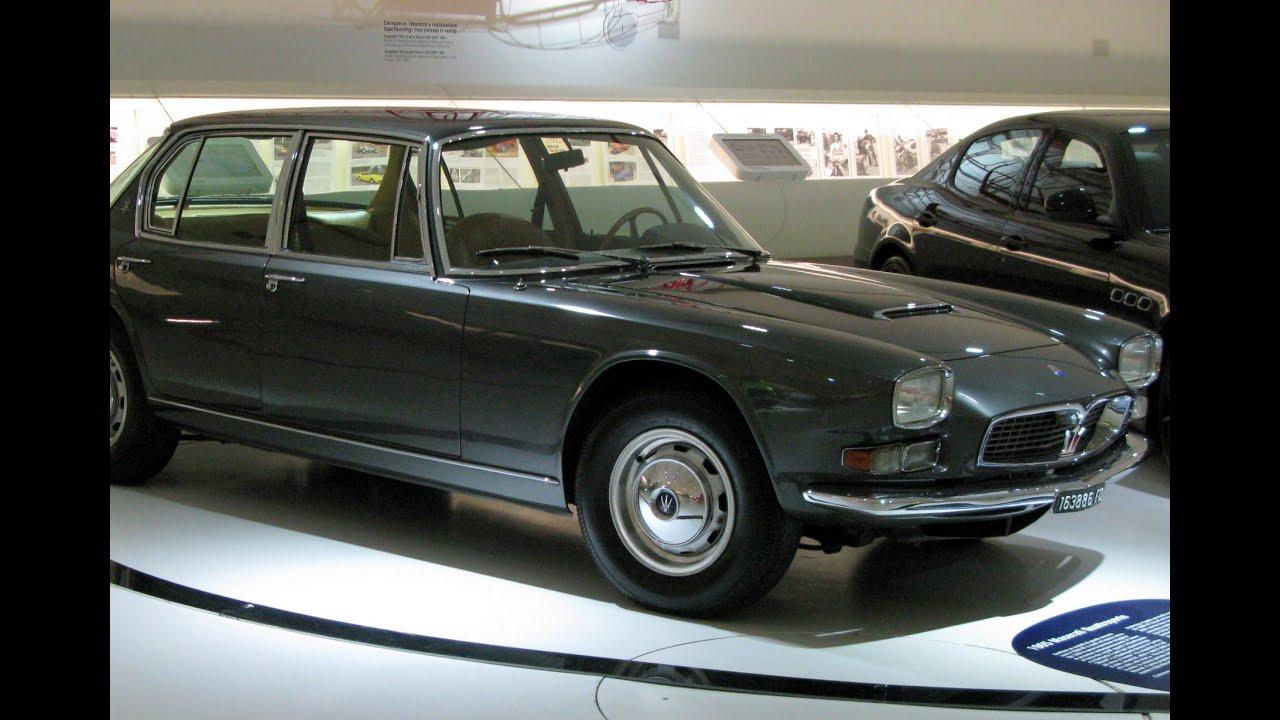 Maserati quattroporte 1965