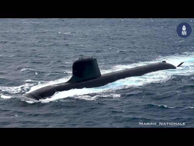 Naval Group Delivers New Submarine Suffren, a Game Changing SSN for the French Navy