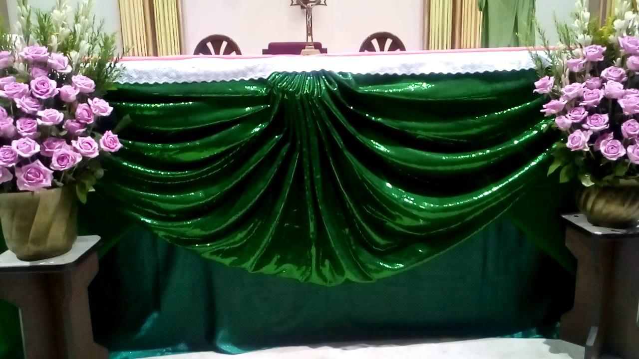 Altar Decor 1