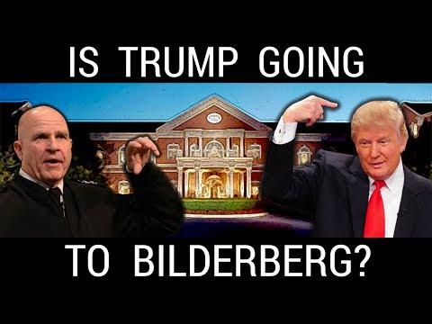 Will Donald Trump Be At The  2017 Bilderberg Meeting