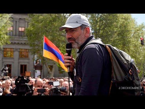 Причины протестов в Армении. Взгляд из Баку, Еревана, Киева и Тбилиси. Большая Игра STV