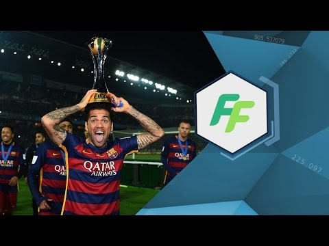 Dani Alves Interview: FIFA FOOTBALL EXCLUSIVE