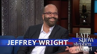 Jeffrey Wright Has Seen A Lot Of Flesh While Shooting 'Westworld'