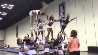 Cheer Command Generals & Majors Indy 2015