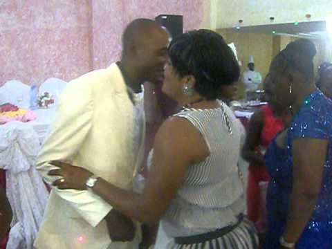 photo bavon invite au Congo Kinshasa pour un mariage