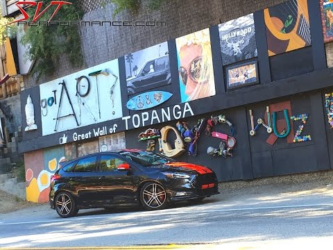 Ford Performance 2015 Focus ST