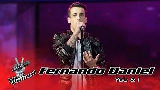 fernando daniel you i john legend gala the voice portugal