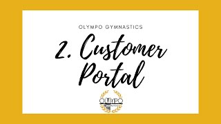 2. Customer Portal