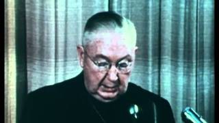Video Cardinal O'Boyle and Father O'Donoghue clash on role of Catholic Church 1968 download MP3, 3GP, MP4, WEBM, AVI, FLV Januari 2018