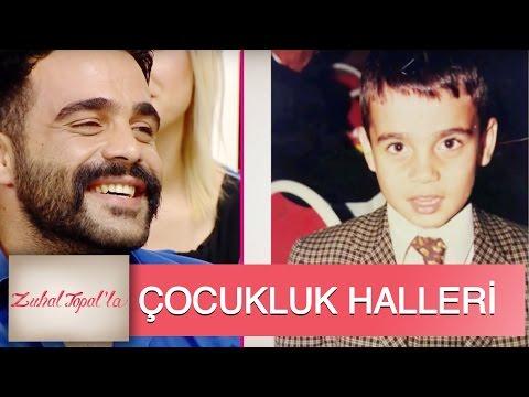 Zuhal Topal'la  15. Bölüm (HD) | Locadaki Adayların Çocukluk Halleri
