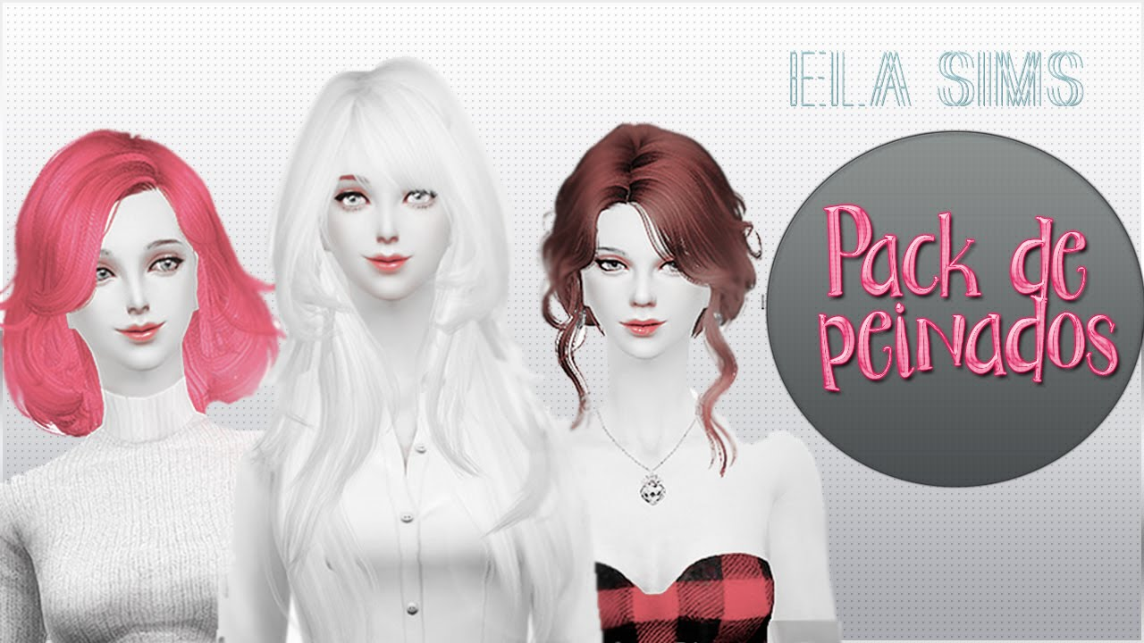 how to make hair for sims 4