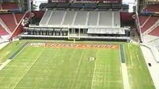 Arizona Cardinal Stadium Time Lapse