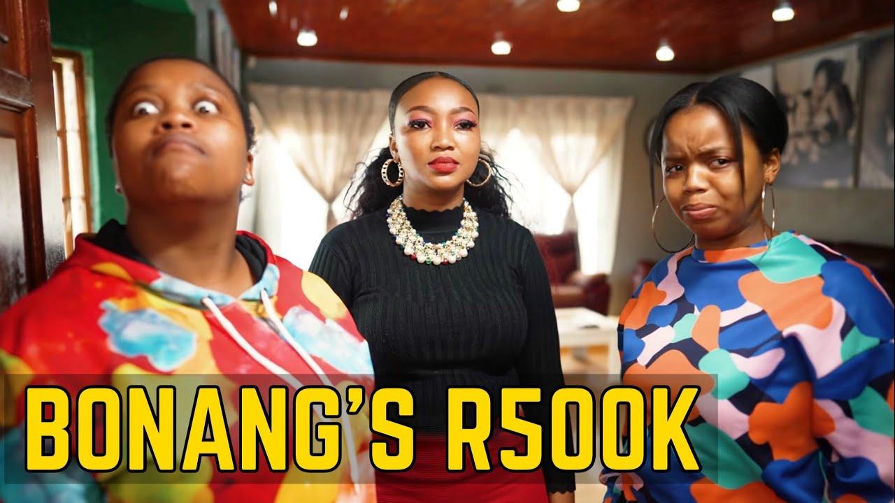 Download Bonang's R500K #Laqhasha (Episode 5) with Real Life Siri, PDJokes