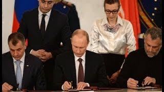 مجلس الاتحاد في البرلمان الروسي يصادق على اتفاقية ضم القرم الى روسيا    - أخبار الآن